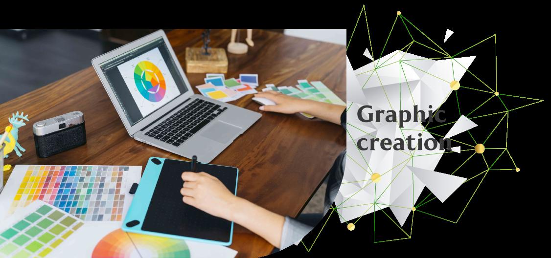 Graphic-creation